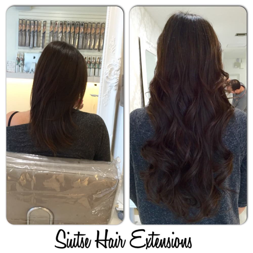 Before After Hair Extensions Miami Our Latest Work