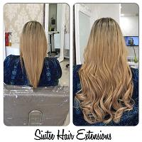 wide variety of hair color and extensions